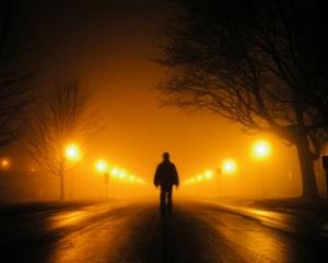 لقاء مع الليل