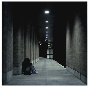 ˘غدر الصديق˘ ( Alone_by_NOTspecific
